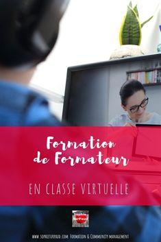 Formation de formateur en classe virtuelle . Comment devenir formateur, ou se perfectionner dans sa pratique ? via @sophieturpaud