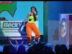 Becky G - Play It Again Spanish At Premios Juventud 2013