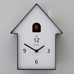 the general store - clocks + cuckoos - Birdhouse cuckoo clock ($200-500) - Svpply