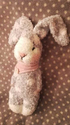Fluffy Socks Sock Bunny Lost Socks Sock Snowman Sewing To Sell Sock Crafts Sock Toys Sewing Toys Sewing Crafts Sock Crafts, Yarn Crafts, Sewing Crafts, Sewing Projects, Sock Bunny, Fluffy Socks, Sock Snowman, Sewing To Sell, Cute Easter Bunny