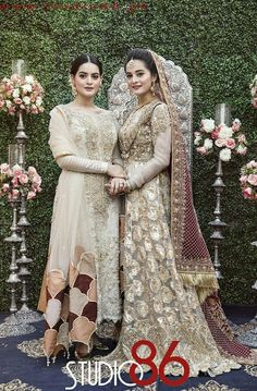 Aiman Khan Pakistani Bridal Wear Pakistani Actress Dress Images Desi Clothes