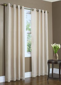 21 Best Grommet And Tab Top Images Curtains Panel