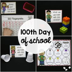 There are tons of fun 100th Day of School activities and these 25 awesome ideas are some of our favorites from across the web. They're the perfect compliment to our popular 100 Day of School Activity Pack! The roundup of 25must-try 100th Day of School activities includescreative collections of 100, craft projects, math games, writing …