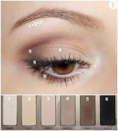 Gorgeous Makeup: Tips and Tricks With Eye Makeup and Eyeshadow – Makeup Design Ideas Blue Eye Makeup, Eyeshadow Makeup, Makeup Brushes, Gold Eyeshadow, Mac Makeup, Eyeshadow Brushes, Makeup Remover, Blonde Hair Blue Eyes Makeup, Basic Eye Makeup