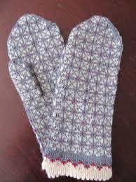 Bildresultat för sticka vantar gratis mönster