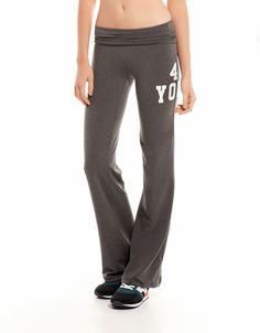 Bershka Turkey - Bershka flared sports trousers