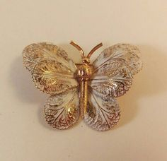 Check out this item in my Etsy shop https://www.etsy.com/listing/478715217/vintage-art-signed-butterfly-pin-brooch