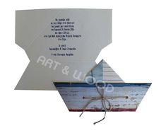 """Προσκλητήριο βάπτισης για αγόρι με θέμα """"Καράβι"""". Cover, Books, Art, Art Background, Libros, Book, Kunst, Performing Arts, Book Illustrations"""