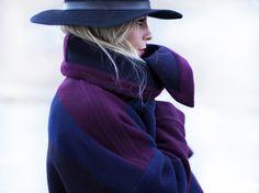 trend fashion purple