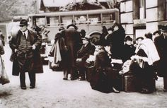 Ludwigshafen, Germany, deportation of the Jews from the Pfalz, 22/10/1940.
