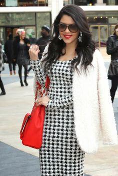 A Love Affair With Fashion : Check Mate NYFW