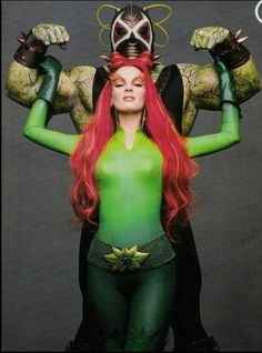 Poison ivy for halloween