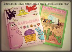 Sélection de livres pour enfants Barbapapa - Editions Les livres du dragon d'Or