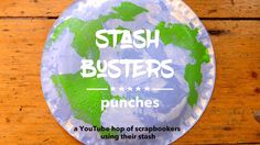 Kim Ferguson's Crafting Blog - Rubber Stamping and Scrapbooking: Stash Busters…