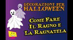 Decorazioni Per Halloween DIY - Fantasmi Di Caramelle - #halloween #tutorial #kids