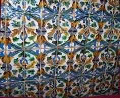 Love it! Spanish Tile, Tiles, Blanket, Room Tiles, Tile, Rug, Blankets, Cover, Comforters
