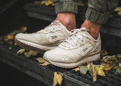 Asics Gel Lyte III - Whisper Pink - 2016 (by ginotheblind)  Buy here: End. / The Good Will Out / ASOS / Snipes / Slam Jam Socialism / Overkill / Caliroots / Find more shops