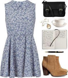 charming life pattern: I like this style - fashion