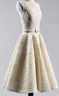 Audrey Hepburn's Oscar dress -- voted the best Oscar dress of all time by TIME Magazine.