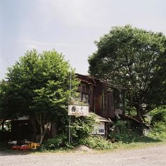 月江寺とフジファブリック 57 - Fujiyoshida, Yamanashi Rolleiflex 2.8D, FUJI PRO160NS 月江寺とフジファブリックシリーズ