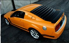 Louvers for Saleen