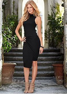 XS Little black dress. Great for weddings. :P LBD - Sexy Little Black Dresses You'll Love by VENUS