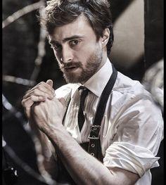 Daniel Radcliffe by Gavin Bond for Playboy (November 2015)