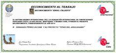 Reconocimientos 2014: Armando Pérez-Jácome y Fénix del Ariguanabo Distinción Ángel Valiente