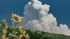 My Neighbour Totoro Studio Ghibli Studio Ghibli Background, Animation Background, Personajes Studio Ghibli, Casa Anime, Bg Design, Studio Ghibli Art, Aesthetic Painting, Ghibli Movies, Landscape Background