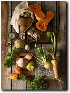 Trendy fruit and vegetables photography art pictures Ideas Food Styling, Food Photography Styling, Fruit And Veg, Fruits And Vegetables, Colorful Vegetables, Raw Food Recipes, Healthy Recipes, Healthy Food, Rutabaga