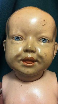 antike Schildkröt Puppe (Markung vor 1899 ohne Raute) Celluloid, Zelluloid? | eBay