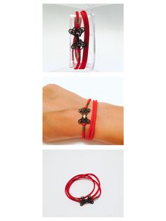 A personal favourite from my Etsy shop https://www.etsy.com/listing/387168380/suede-bracelet-with-butterfly-clasp