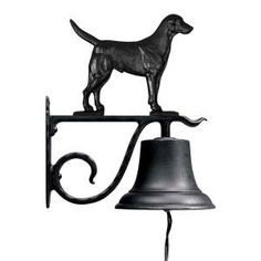 WHITEHALL MODEL Whitehall country bells will add an old-fashioned flair indoors or out. A leather cord is attached to the clapper to clang the bell. The bell is attached to a bracket for easy installation. Montague Michigan, Gothic Gargoyles, Tom Turkey, Whitehall Products, Garden Decor Items, Sand Casting, Beach Bungalows, Dinner Bell, Dog Ornaments