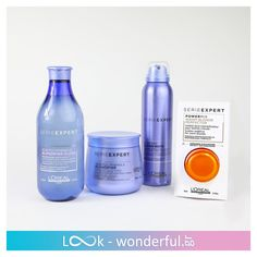 lorealproOur Blondifier range is specially formulated to care and protect your blonde hair color, keeping it cool and neutralizing unwanted yellow tones. Is this on your wishlist yet Warm Blonde, Black And Blonde, Blonde Hair, Free Teen, Keep Cool, Perfect Curls, Ultra Violet, Hair Goals, Straight Hairstyles