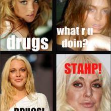 Drugs... STAHP!