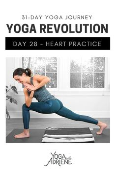 Revolution Yoga Series, Day Your Day 28 yoga practice invites you to stretch tight muscles while opening your heart. We continue to combine asana, breath and intention to heal energetic imbalances and raise our consciousness. Strawberry Health Benefits, Yoga With Adriene, Calendula Benefits, Living A Healthy Life, Yoga Videos, Skin Care Regimen, Revolution, Health Tips, Cancer