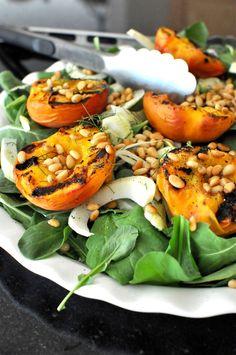 Lunch Recipe: Grilled Cauliflower Steaks w/ Pesto #glutenfree #recipes ...