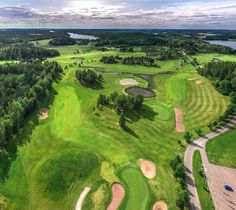 Harjattula Golf & Country Club Turku, Finland Turku Finland, Play Golf, Golf Courses, Club, Country, Rural Area, Country Music