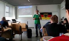 Offene SEO Vorlesung 2014 an der Hochschule Darmstadt, Vortrag Sepita Ansari