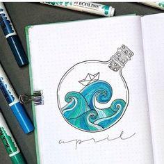 Оформление Bullet Journal: Апрель 2019 - Kate Vasilkina Идеи оформления Bullet Journal в апреле. #bujo #doodling #bulletjournal#lettering #planner #handlettering #letters#planneraddict #plannerlove #plannergoodies#paper #journal #bujoaddict #bulletjournalapril#bulletjournaling #bulletjournalcommunity#bujoinspire #art #artist #artwork #instaart #creative#meditation #color #colorful #draw #drawing#буллетджорнал #ежедневник #планер