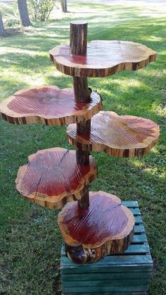 Cupcake holder for wedding/party! :)- Cupcake holder for wedding/party! 🙂 Cupcake holder for wedding/party! Wood Projects For Beginners, Diy Wood Projects, Wood Crafts, Woodworking Projects, Log Furniture, Modern Furniture, Antique Furniture, Western Furniture, Driftwood Art