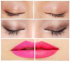 How to Wear Makeup like Wonder Girls Yoobin How To Wear Makeup, Simple Makeup Tips, Asian Eye Makeup, Asian Eyes, Daily Makeup, K Beauty, Korean Celebrities, That Look, Lipstick