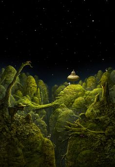 An Immersive Wallop of Visual Storytelling and Puzzle Solving in 'Samorost 3' | Colossal | Bloglovin'