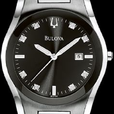 My new Bulova watch.