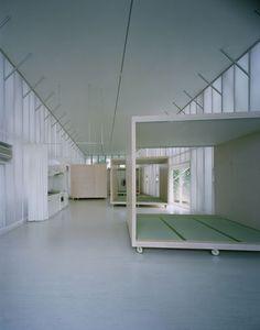 Naked House - Saitama (Japon), 2000 - _ Crédits : Hiroyuki Hirai facebook
