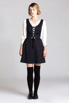 Milkmaid Dress