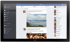 Facebook app for Windows 8.1 gets major update.