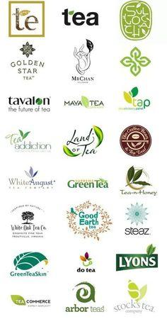 Tea, high tea, tea drinks brand logo Spice Logo, Food Company Logo, Bubble Tea Shop, Tea Labels, Tea Logo, Green Tea And Honey, Drinks Logo, Tea Brands, Shop Logo