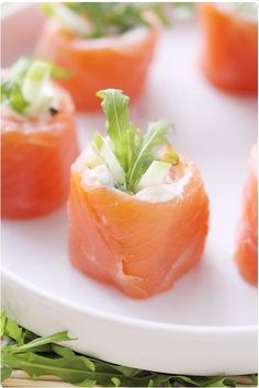 Christmas appetizer on pinterest canapes smoked salmon for Canape aperitif marmiton