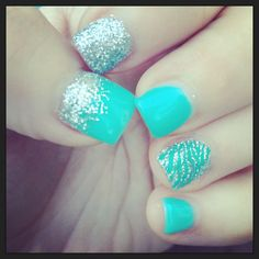 <3 love the color!**Nails!!